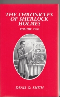Image for The Chronicles Of Sherlock Holmes Volume Two.
