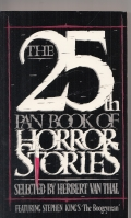 Image for The 25th Pan Book Of Horror Stories.