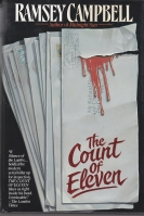 Image for The Count Of Eleven (inscribed to Hugh Lamb).