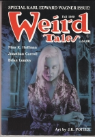 Image for Weird Tales no 294: Karl Edward Wagner Special Issue.