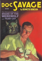 Image for Doc Savage Volume 13: Brand Of The Werewolf and Fear Cay.