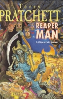 Image for Reaper Man (signed by the author).