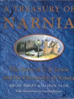 Image for A Treasury Of Narnia: The Story Of C. S. Lewis And His Chronicles of Narnia.