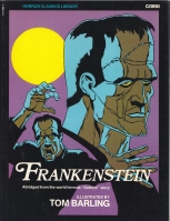 Image for Frankenstein: Abridged From Mary Shelley's Famous Story.