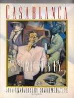 Image for Casablanca As Time Goes By: 50th Anniversary Commemorative.