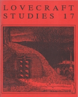 Image for Lovecraft Studies Vol 7 no 2 (whole no 17).