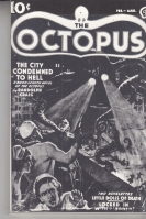 Image for Pulp Classics no 11: The Octopus.