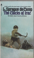 Image for The Clocks of Iraz (signed by the author).