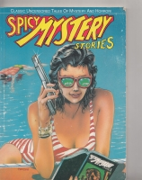 Image for Spicy Mystery Stories.