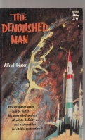 Image for The Demolished Man (Hugo Award winner for best novel).