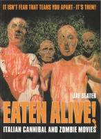 Image for Eaten Alive! Italian Cannibal And Zombie Movies (presentation copy to Hugh Lamb).