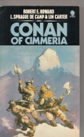Image for Conan Of Cimmeria.