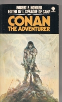 Image for Conan The Adventurer.