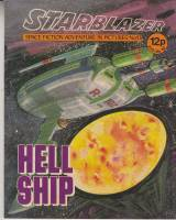 Image for Starblazer: Space Fiction Adventure In Pictures No 13: Hell Ship
