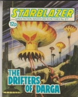 Image for Starblazer: Space Fiction Adventure In Pictures No 27: The Drifters Of Darga.