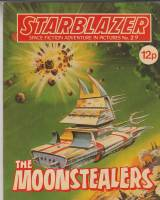 Image for Starblazer: Space Fiction Adventure In Pictures No 29: The Moonstealers.