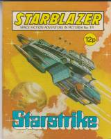 Image for Starblazer: Space Fiction Adventure In Pictures No 31: Starstrike.