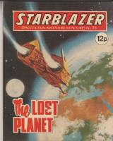 Image for Starblazer:: Space Fiction Adventure In Pictures No 33: The Lost Planet.