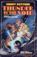 Image for Thunder In The Void.