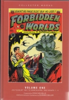 Image for Forbidden Worlds Volume One: American Comics Group Collected Works.