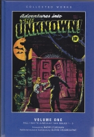 Image for Adventures Into The Unknown Volume One: American Comics Group Collected Works.