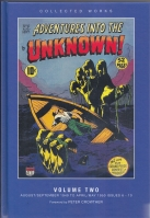 Image for Adventures Into The Unknown Volume Two (American Comics Group Collected Works).