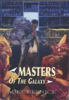 Image for Masters Of The Galaxy.