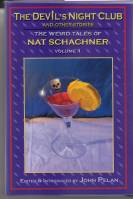 Image for The Devil's Night Club And Other Stories: The Weird Tales Of Nat Schachner Volume 1.