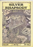 Image for Silver Rhapsody.