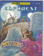 Image for Elfquest no. 4: The Challenge.