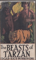 Image for The Beasts Of Tarzan.
