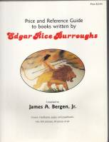 Image for Price And Reference Guide To Books Written By Edgar Rice Burroughs.