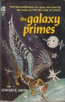 Image for The Galaxy Primes.