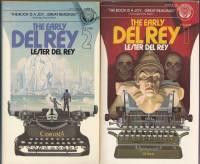 Image for The Early Del Rey Volume 1 (and) The Early Del Rey Volume 2.