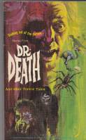 Image for Doctor Death And Other Terror Tales.
