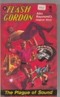 Image for Flash Gordon: The Plague Of Sound.