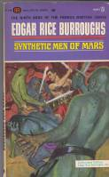 Image for Synthetic Men Of Mars.