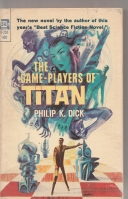 Image for The Game-Players Of Titan.