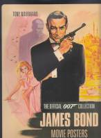 Image for James Bond Movie Posters: The Official 007 Collection.