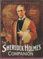 Image for The Sherlock Holmes Companion: An Elementary Guide.