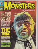 Image for Famous Monsters Of Filmland no 62.