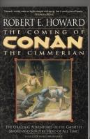 Image for The Coming Of Conan The Cimmerian.