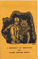 Image for A Prophecy Of Monsters (100-copy edition).