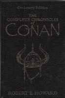 Image for The Complete Chronicles Of Conan: Centenary Edition (signed by illustrator Les Edwards).