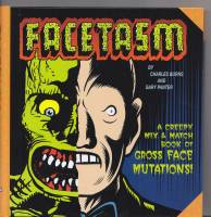 Image for Facetasm : Creepy Mix - And - Match Book of Face Mutations.