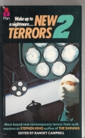 Image for New Terrors Two (inscribed to Hugh Lamb).