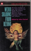 Image for Weird Shadows From Beyond: An Anthology Of Strange Stories.