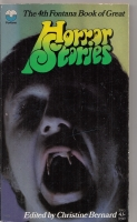Image for The Fourth Fontana Book Of Great Horror Stories (Hugh Lamb's copy)..