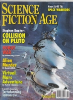 Image for Science Fiction Age vol 4 no 1  (whole no 19).