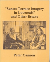 Image for ''Sunset Terrace Imagery in Lovecraft'' And Other Essays.